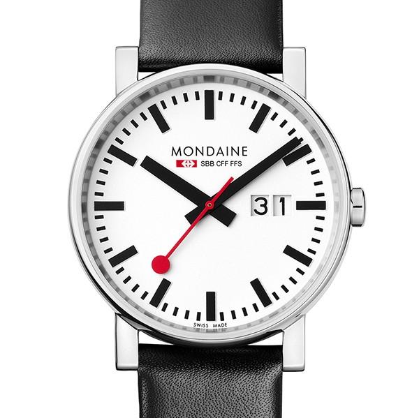 Perché il mio orologio Mondaine ha la data che va oltre il 31?